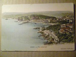 Postcard- NICE.- VUE GENERALE, France, no.2
