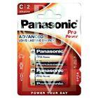 Panasonic Pro Power Batterie C Baby LR14 LR14PPG, 2er Pack