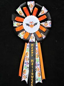 Halloween Rosette, Decoration or Corsage
