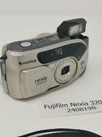 Fujifilm Nexia 320 ixZ APS Film Compact Camera 240819B