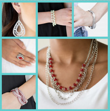 PAPARAZZI JEWELRY -- Necklace, Earrings, Rings and Bracelet --YOU PICK (3906)