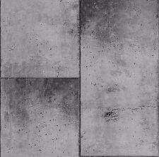 Graue Tapeten Aus Papier Günstig Kaufen EBay - Betonplatten dunkelgrau