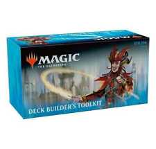Magic the Gathering Fedeltà di Ravnica Deck Builder´s Toolkit italian Wizards