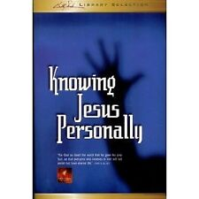 Knowing Jesus Personally (Billy Graham Library Selection) by Greg Laurie