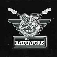 THE RADIATORS 25th Anniversary Album CD BRAND NEW Best Of Radiology