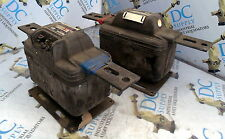 General Electric 497x32 Ratio 3005 Amp Type Jkm 3 Current Transformer Lot Of 2