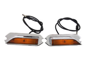 PG Classic 252-70RR 1970 Plymouth Roadrunner and GTX Hood-Mounted Turn Signal