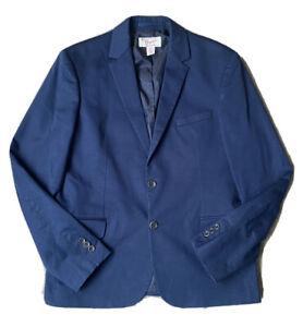 Original Penguin By Munsingwear Men Blue Formal Blazer Coat Jacket Sz L