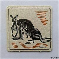 Kangaroo Coaster (B415)