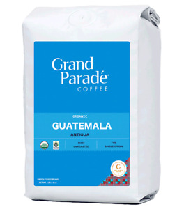 Unroasted Green Coffee Beans, 3 Lbs Organic Guatemala SHG Specialty, Fresh 2021