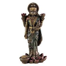 Lakshmi Statue Hindu Goddess Prosperity Laxshmi Laxmi Miniature Figure #3301