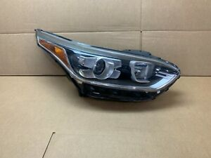 OEM 2019 2020 KIA FORTE HALOGEN HEADLIGHT WITH LED ACCENTS RIGHT SIDE RH NICE!!