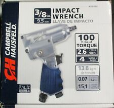 New listing new Campbell Hausfeld 3/8 inch Air Impact Wrench