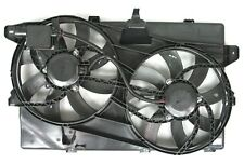 For Ford Edge Lincoln MKX V6 Dual Radiator and Condenser Fan Assembly APDI