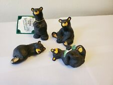 New ListingBoyd BearFoots Jeff Fleming Big Sky Carvers Qty 4, Figurines, Collectible