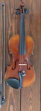 "Antique violin J.A.Baader Germany 1920 3/4 22"""