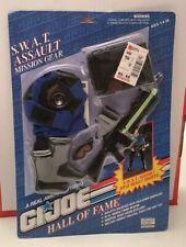 1992 Hasbro GI JOE 1/6 Hall of Fame 1/6 Accessory Pack SWAT ASSAULT MISSION GEAR