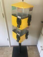U-Turn 8 Canister Candy Vending Machine