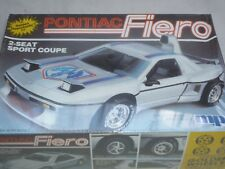 MPC, un opened plastic kit of a Pontiac Fiero, factory sealed