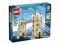 LEGO Creator 10214 Tower Bridge Brücke London