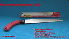 Pruning saw, Blade len 30cm,Japanese saw,for Forest tree and Fruit tree pruning
