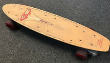 "Vintage 1999 Exkate 42"" Electric Skateboard/ Powerboard With Remote And Charger"