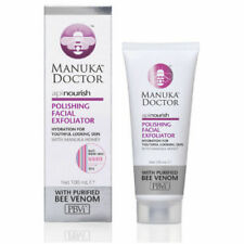 Manuka Doctor ApiNourish Polishing Facial Exfoliator 100ml Purified Bee Venom