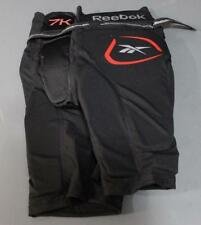 $85 Reebok 7K JR Roller Hockey Girdle Size JR M Black / Red NEW