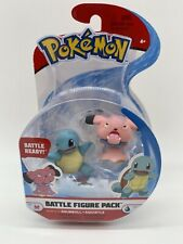 Pokemon Snubble Squirtle Battle Figure Pack WCT New