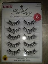 Kiss Ever Ez Eyelashes 5 pairs