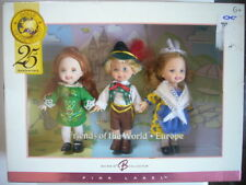 Barbie Kelly Friends of the World Europe 2005 Ireland Germany France Bretagne