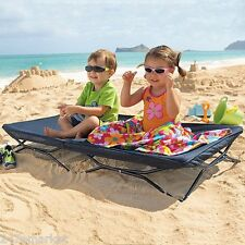 NEW! Regalo My Cot Portable Toddler Bed Sleep Over Outdoor Camping Home