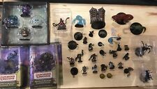48 Dungeons And Dragons Miniatures Lot Rares DnD Pathfinder Beholders D&D