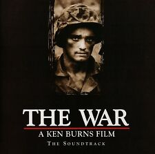 The War: A Ken Burns Film (2007) TV Soundtrack CD by Various Artists ** NEW **