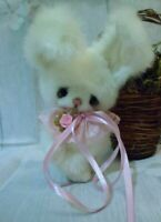 "OOAK Artist teddy bear bunny 6"""