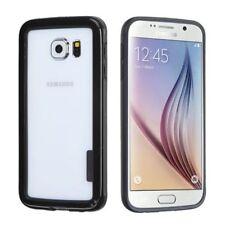 Étuis, housses et coques Bumper noir en silicone, caoutchouc, gel pour téléphone mobile et assistant personnel (PDA)