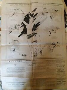 C1 Curiosa FIN DE SIECLE Illustre 1895 425 Maurice LEBLANC