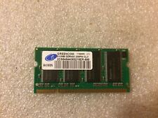Memoria Sodimm DDR Greencom 2DS64644063216ER-696 512MB PC3200 400MHz CL3 200-Pin