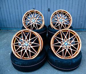 20 Zoll AX9 Felgen für BMW 3er GT F34 4er F32 F33 F36 Competition M Performance
