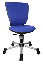Kinder Stuhl Schreibtisch Drehstuhl Topstar Titan Junior 3D blau 2.Wahl B-Ware