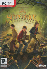 THE SPIDERWICK CHRONICLES Spider Wick PC Game NEW inBOX