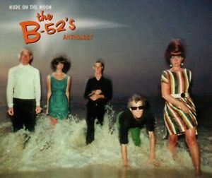 THE B52's - NUDE ON THE MOON - THE ANTHOLOGY - DOUBLE CD ALBUM - FREE UK POST