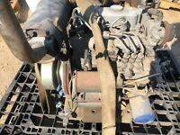Kubota D722 Diesel Engine