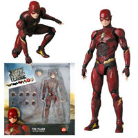 Mafex NO 058 The Flash Justice League DC Comics Action Figure Medicom Toy Gift