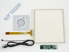 3.5inch 4Wire Resistive Touch Screen Panel Digitizer 77x64mm Plus USB Controller