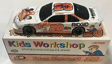 2000 Tony Stewart Home Depot Workshop NASCAR Signed Auto 1/24 Diecast Car COA
