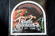 """Neil Merryweather Space Rangers 12"""" vinyl LP New + Sealed"""
