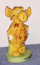 Bullwinkle Ceramic Bank Jay Ward original 1960 6 inch Rocky Bullwinkle show