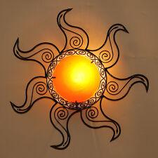 Orientalische Lampe Sonne Hngeleuchte Deckenleuche Marokkanische