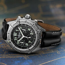 Poljot Chronograph 31681 Jetfighter Russian Analog Aviator Watch